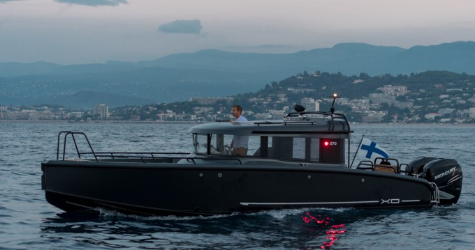 Hire Motorboat with or without skipper Xo Boats Vannes