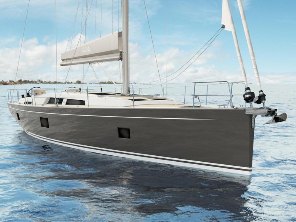 Rental Sailboat in Peloponnese - Hanse Hanse 508 - 5 cab.