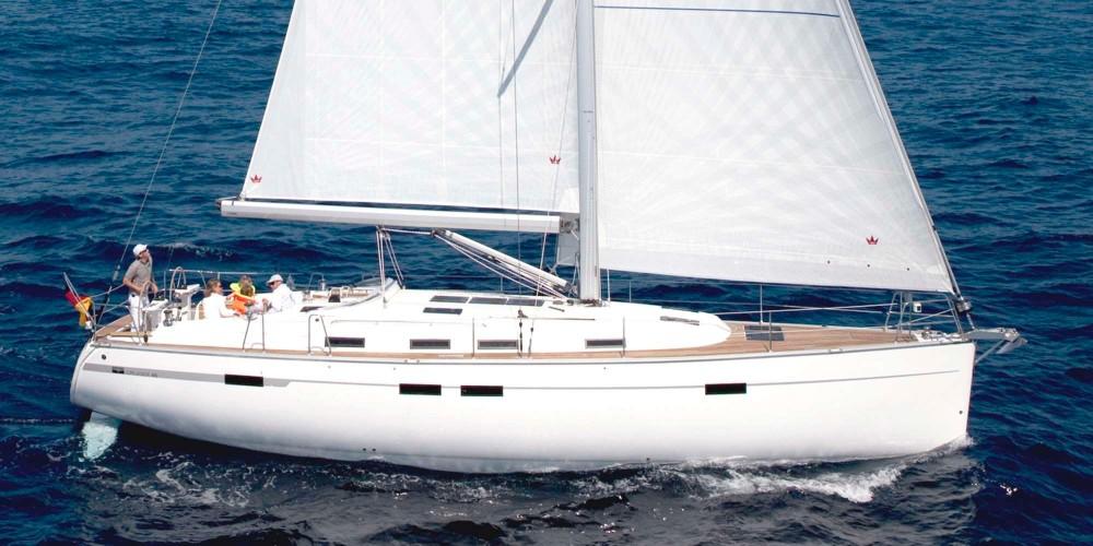 Rental yacht Traù - Bavaria Bavaria Cruiser 45 on SamBoat