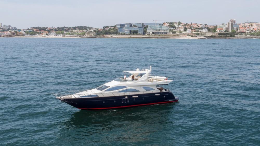 Rental Yacht in Quarteira - Azimut Azimut 80