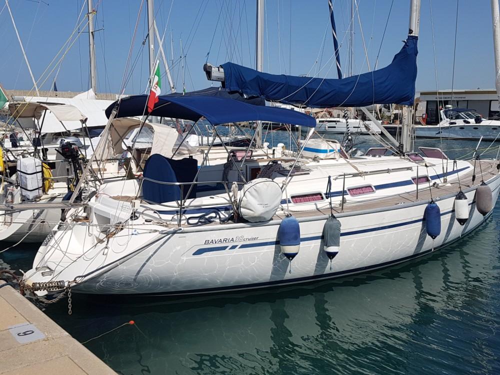Rental Sailboat in Civitavecchia - Bavaria 38 cruiser