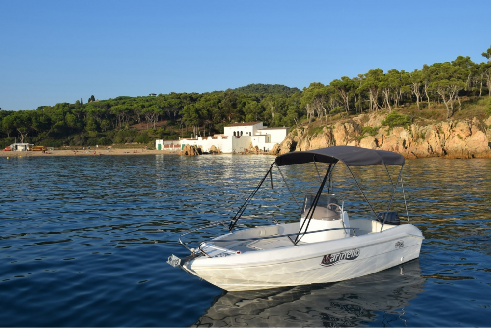 Marinello Happy Fishing Open between personal and professional Palamós