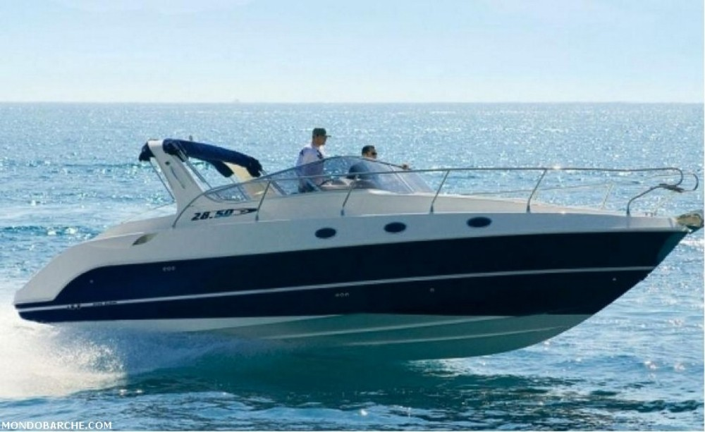 Rent a Mano Marine 28,50 Gallipoli