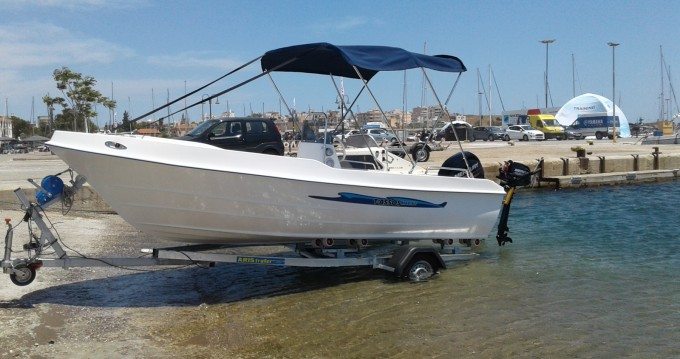 Hire Motorboat with or without skipper Assos Sivota