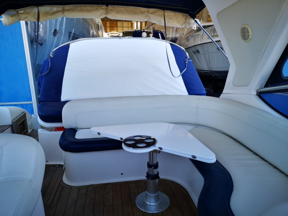 Rental Motorboat in Gallipoli - Mano Marine 38,50
