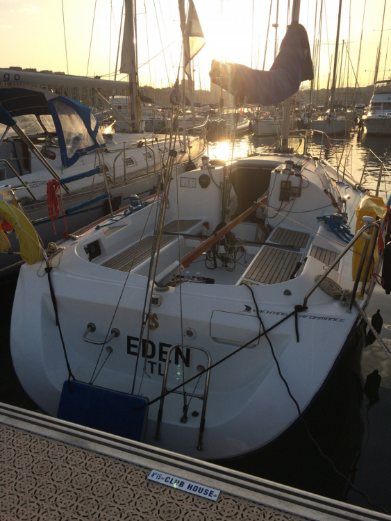 Boat rental Bénéteau First 31.7 in Hyères on Samboat