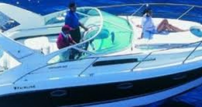 Hire Motorboat with or without skipper Fairline Ibiza Island