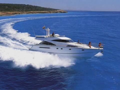 Rental yacht Dénia - Fairline Fairline Squadron 58 on SamBoat