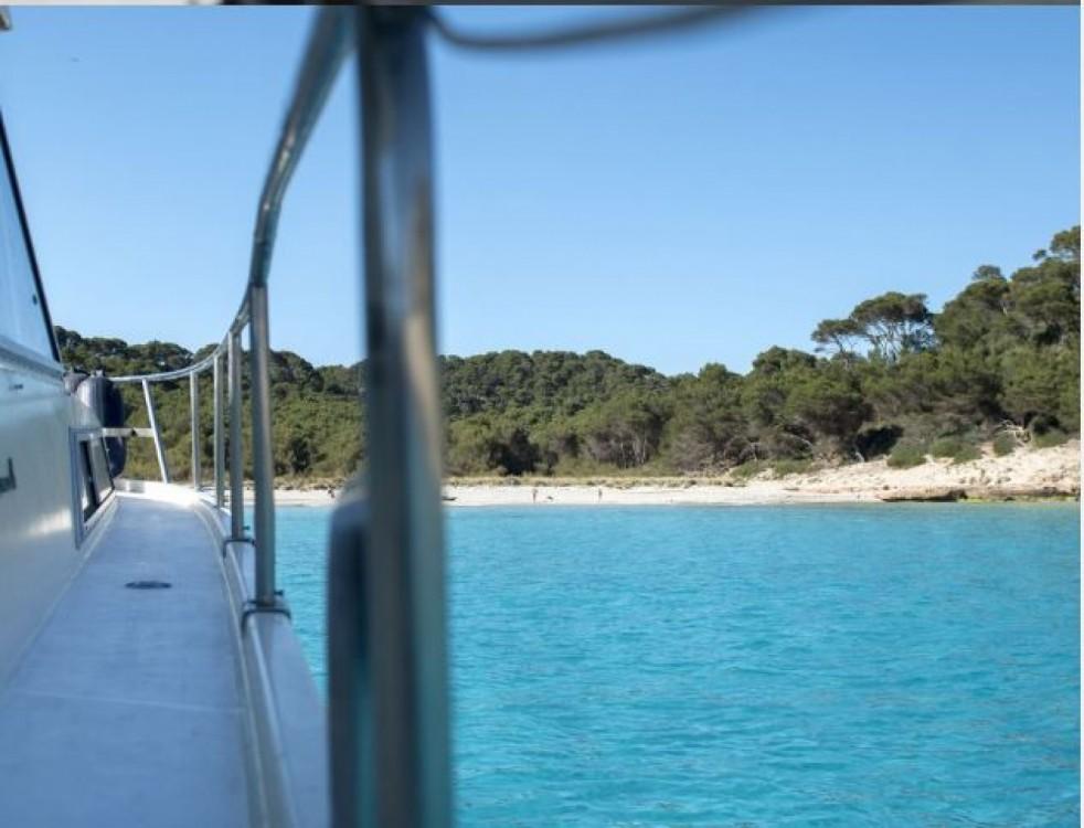 Boat rental Balearic Islands cheap 1150 Fly