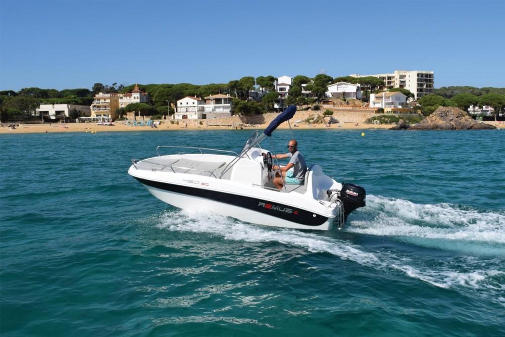 Baltic Yachts Remus between personal and professional Palamós