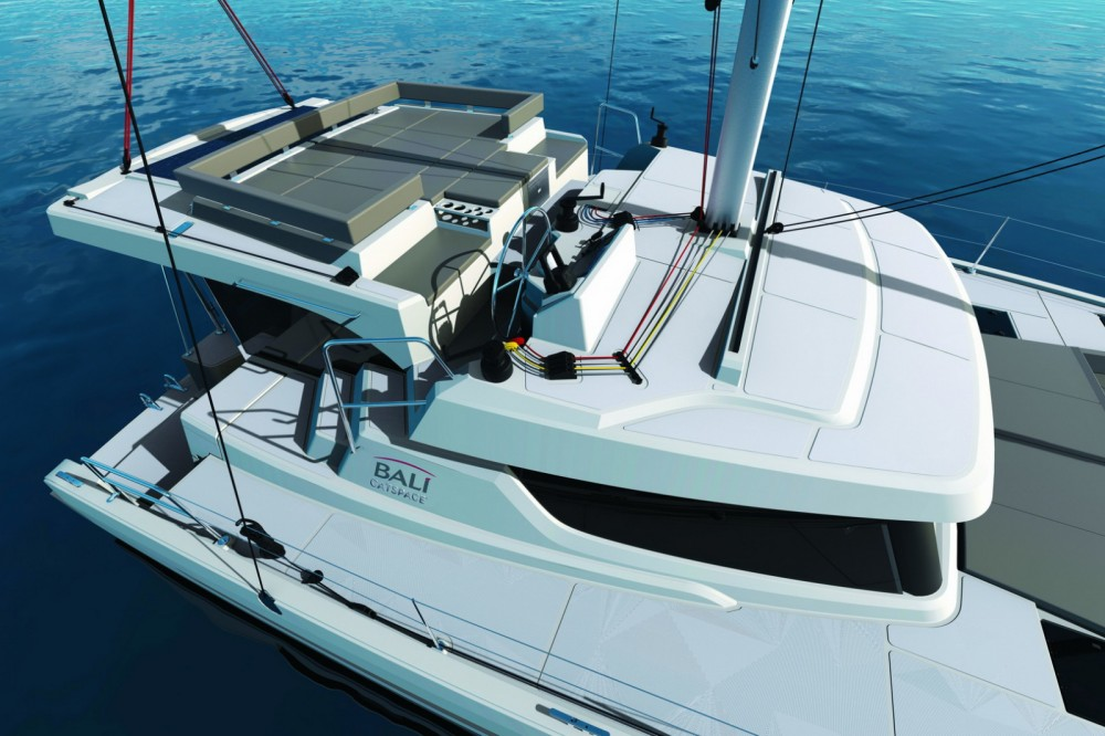 Rental yacht Bormes-les-Mimosas - Catana Bali Catspace on SamBoat