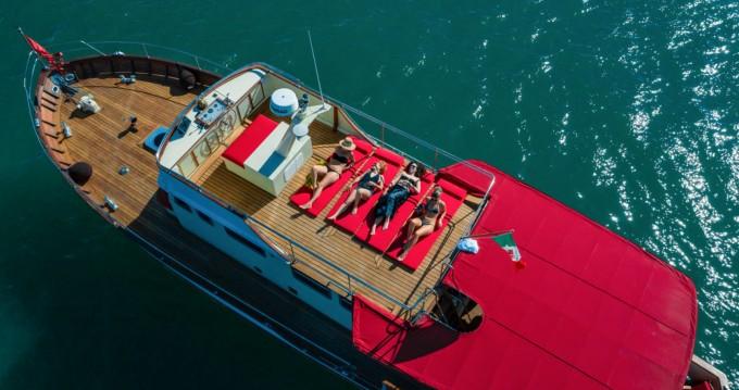 Boat rental Trawler 64 in Trieste on Samboat