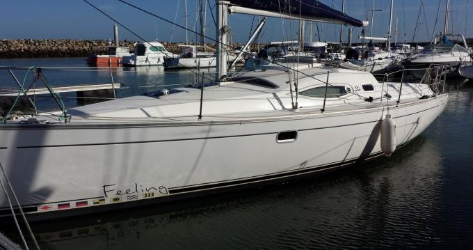 Rental yacht La Rochelle - Alliaura-Marine Feeling 32 DI on SamBoat