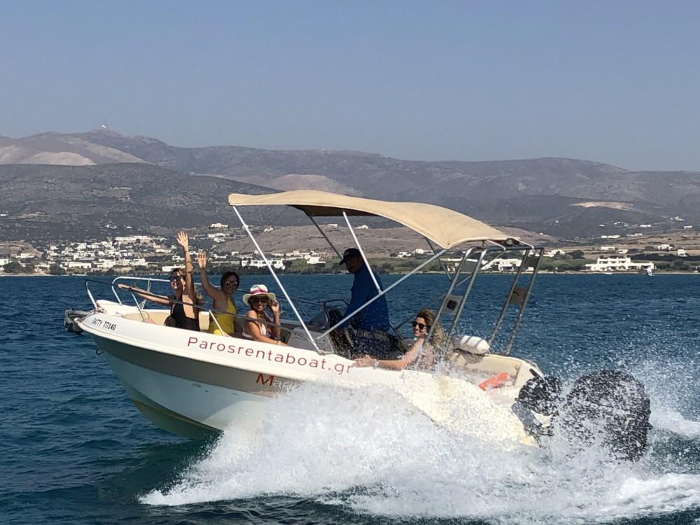 Rent a Marinello marinello 18 eden evoluzione Aegean