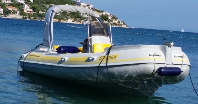 Rent a Inmark-Marine Baracuda 20 Trogir