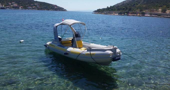 Rental yacht Trogir - Inmark-Marine Baracuda 20 on SamBoat