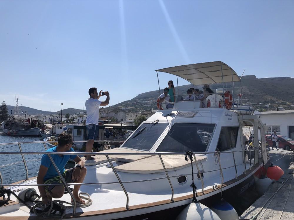 Rental yacht Aegean - Creta mar  Cruiser 45 on SamBoat