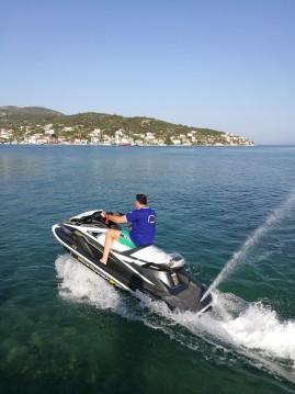 Hire Jet Ski with or without skipper Yamaha Vinišće