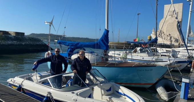 Rental Motorboat in Lisbon - Bayliner 185 BR
