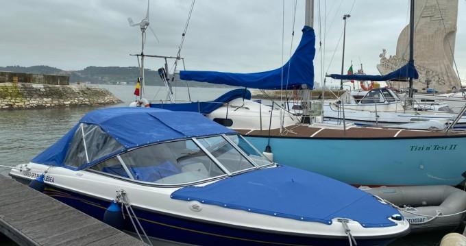 Hire Motorboat with or without skipper Bayliner Lisbon