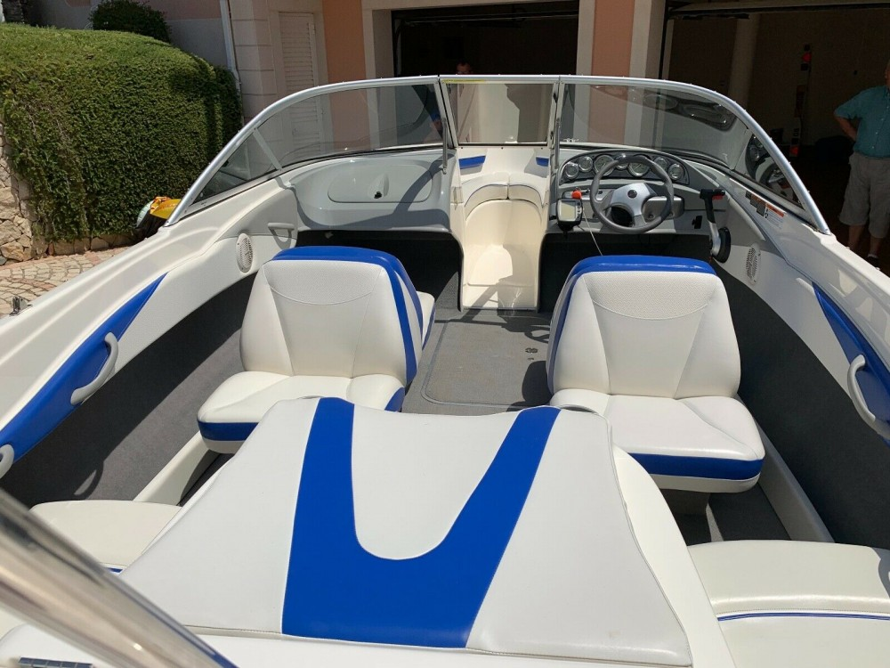 Rental yacht Lisbon - Bayliner 185 BR on SamBoat