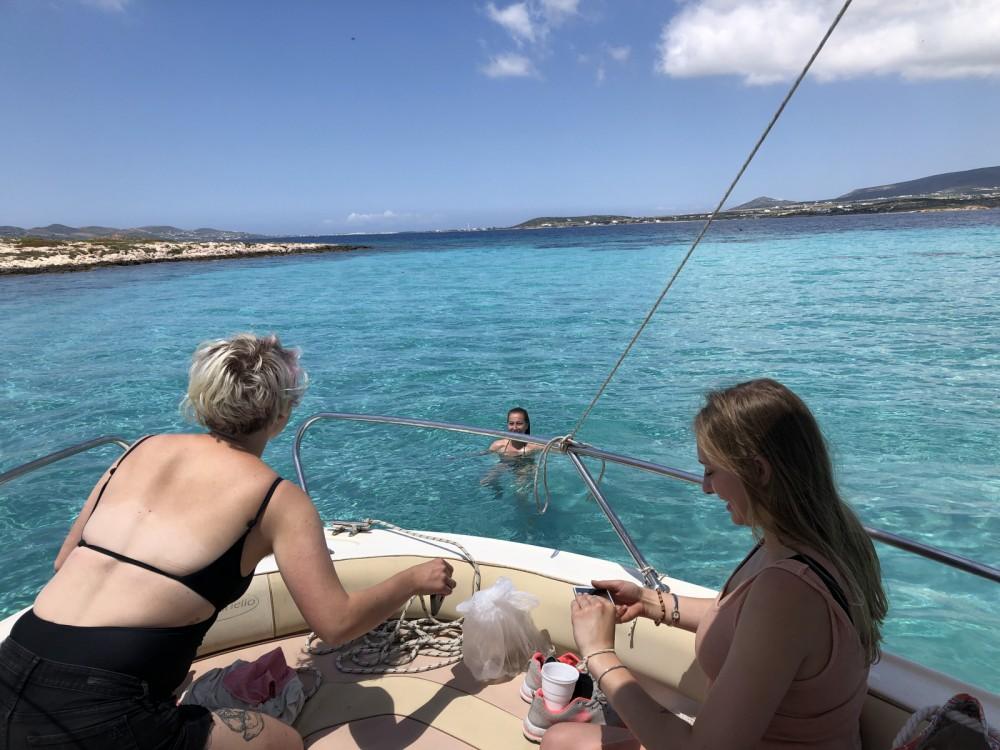 Boat rental Aegean cheap marinello 18 eden evoluzione