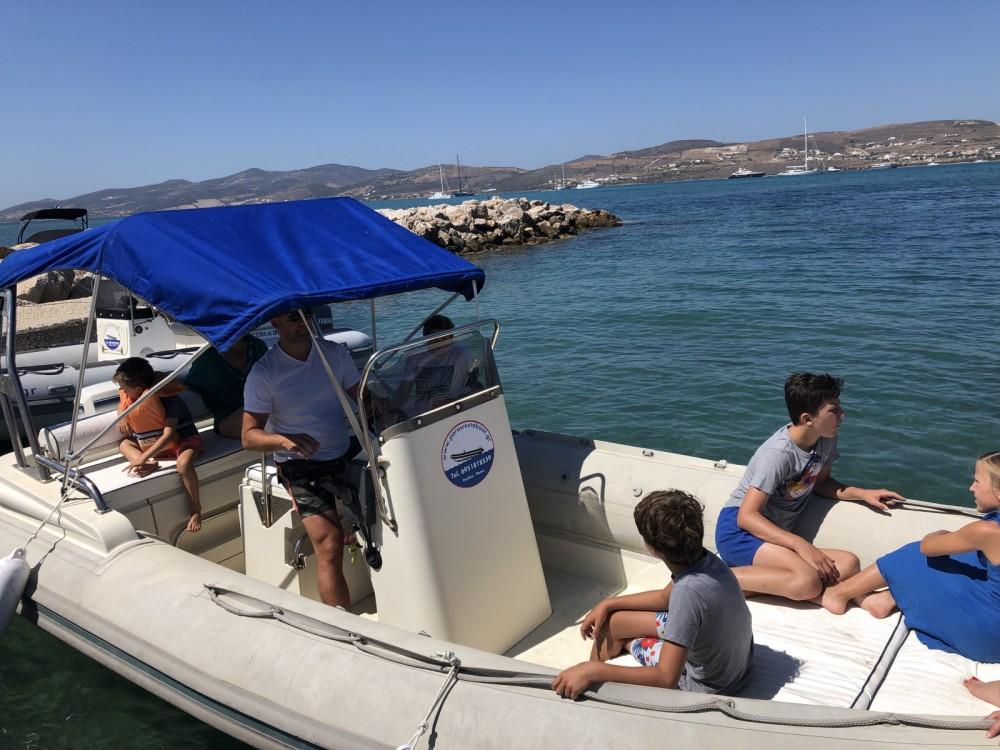Boat rental  cheap Tempest