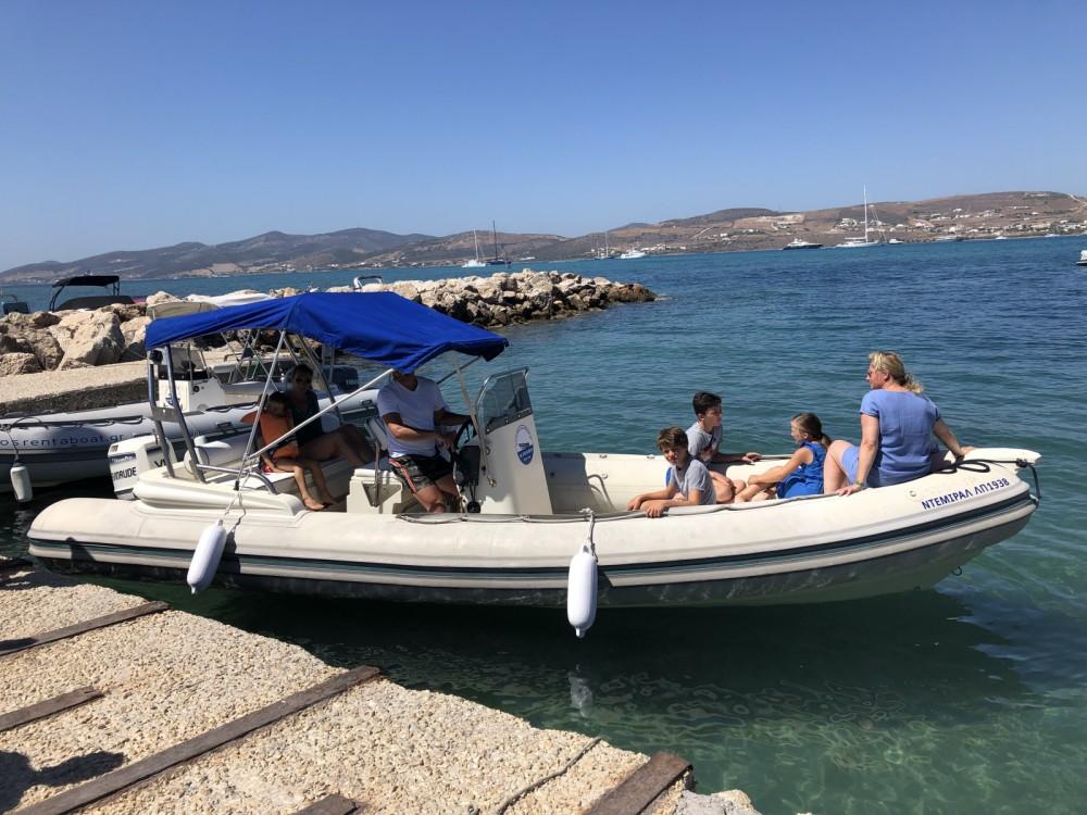 Rental yacht  - Capelli Tempest on SamBoat