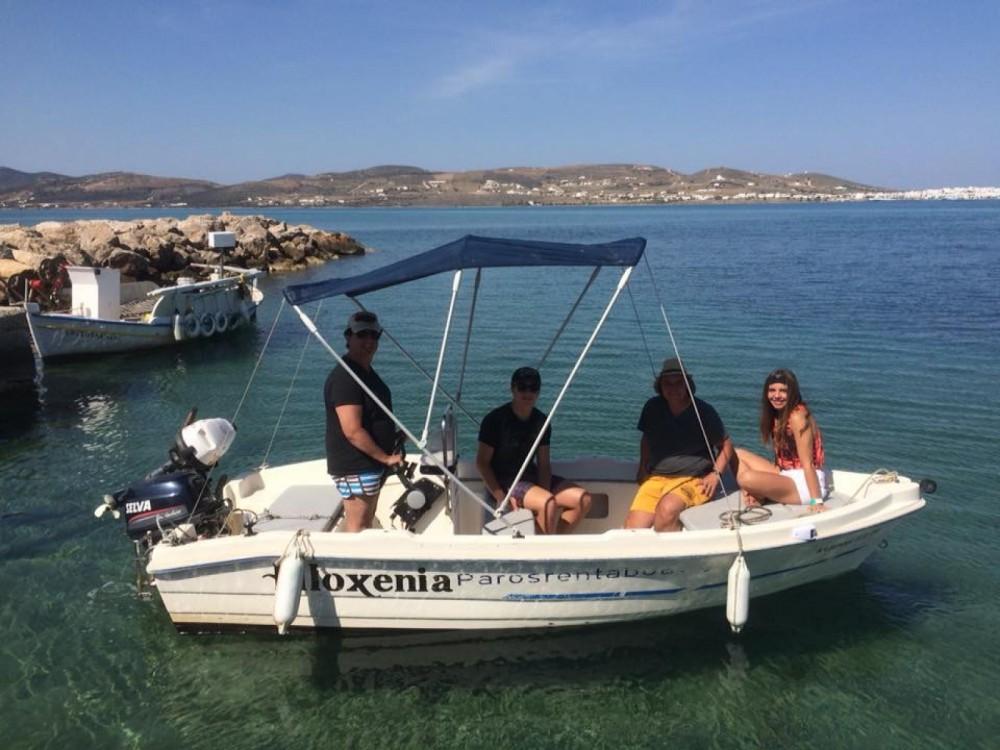 Rent a Nireas  455 open Aegean