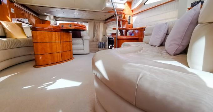 Rental Yacht in Alicante - Sunseeker Manhattan 64