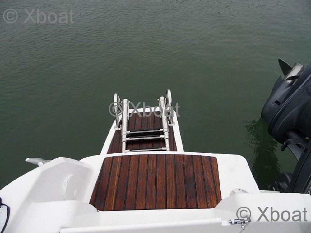 Rental Motor boat in Dubrovnik - Jeanneau Merry Fisher 755