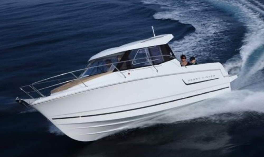 Hire Motor boat with or without skipper Jeanneau Dubrovnik