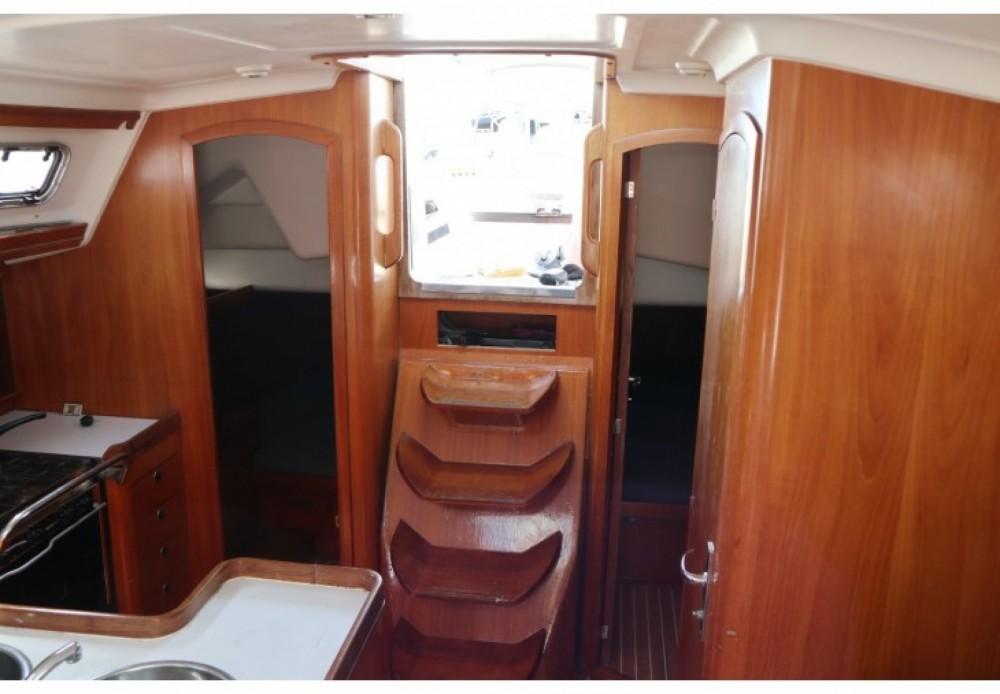 Boat rental Genoa cheap Elan 40