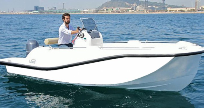 Rental yacht Formentera - V2 BOATS 5.0 SPORT on SamBoat