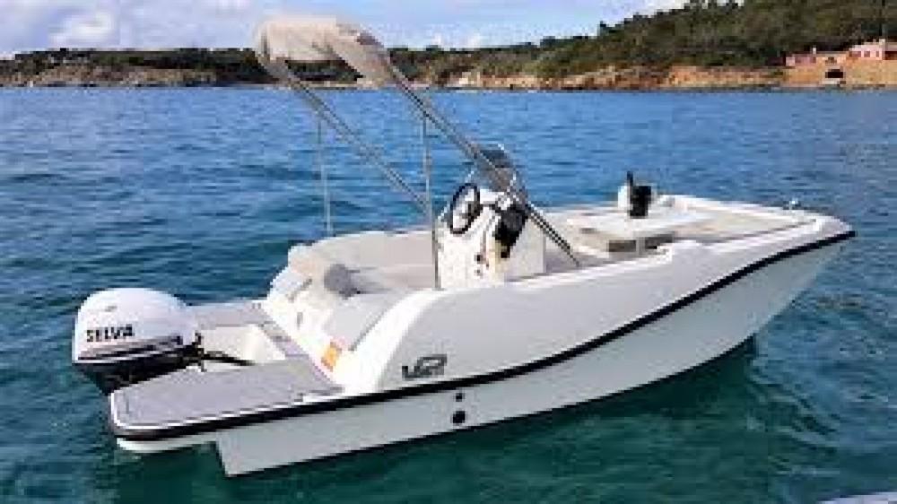 Rent a V2 BOATS 5.0 SPORT Formentera