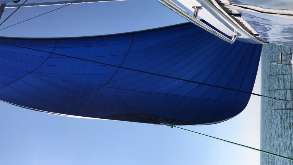 Boat rental La Spezia cheap Lucia 40
