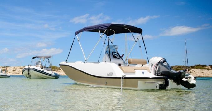 Rental yacht La Savina - V2-Boat 5.0 on SamBoat
