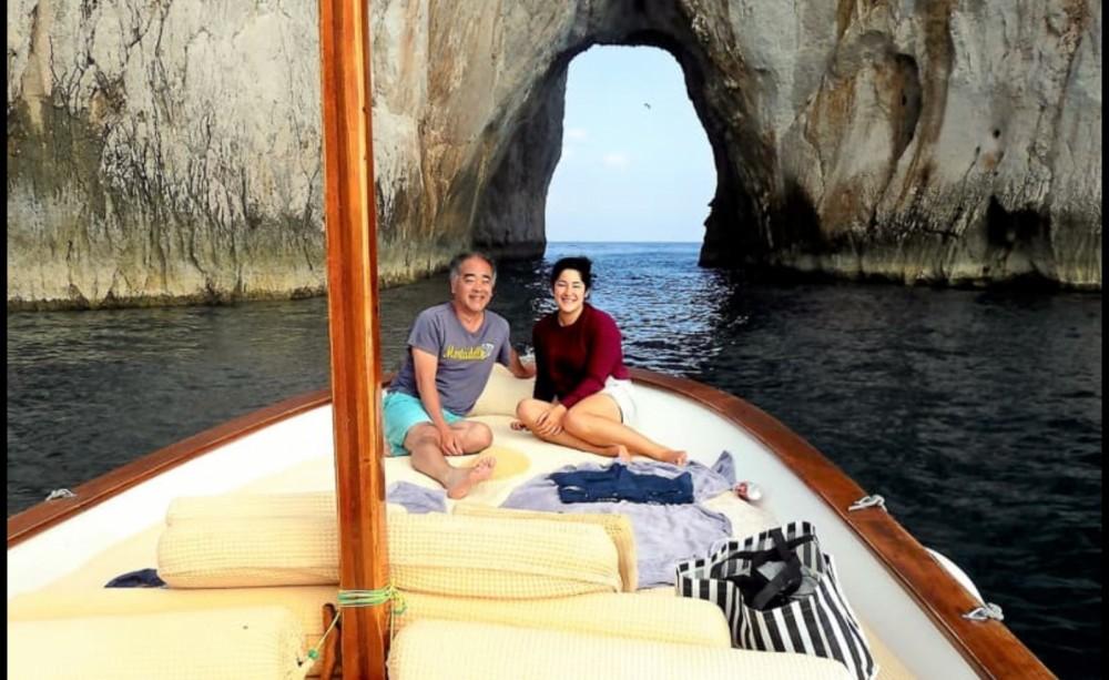 Rental Motor boat in  - Apreamare 7,80 metri