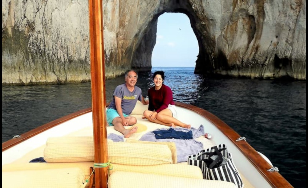Hire Motor boat with or without skipper Apreamare