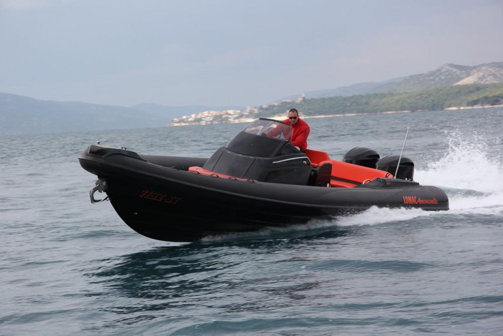 Boat rental Split cheap Adrenalina 9.5