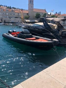Rental RIB in Split - Lomac Adrenalina 9.5
