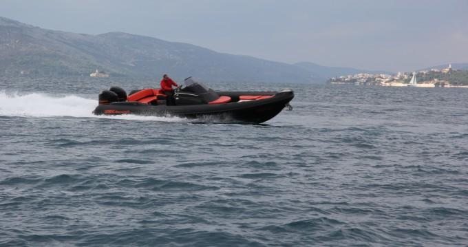 Lomac Adrenalina 9.5 between personal and professional Split