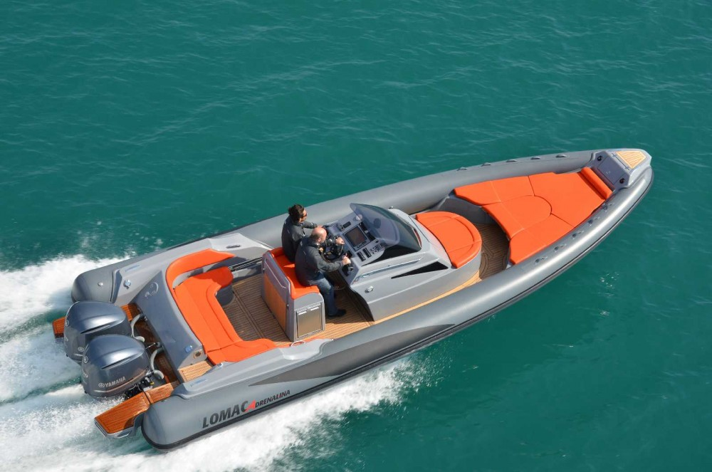RIB for rent Ajaccio at the best price