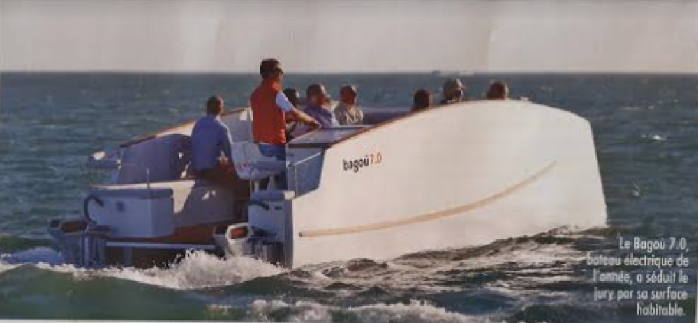 Rental yacht Lorient - BAGOU BOATS BAGOU 7.0 on SamBoat
