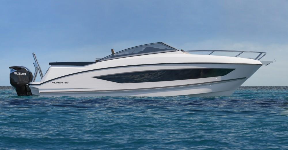 Boat rental Ajaccio cheap Flyer 10