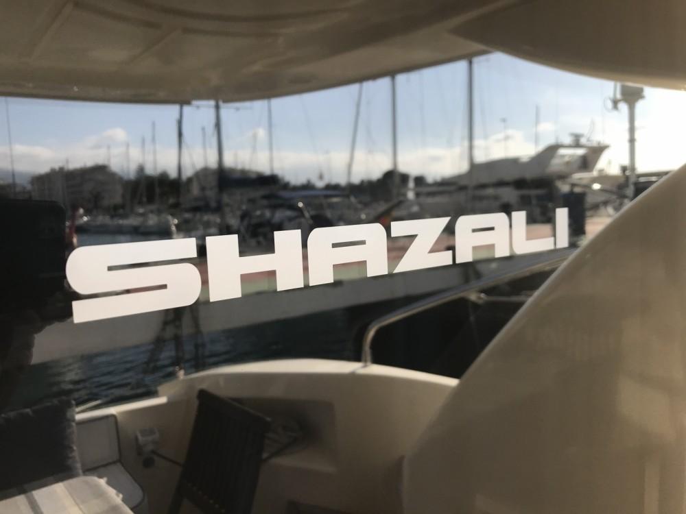 Rental Motorboat in Altea - Astondoa Astondoa 46.4