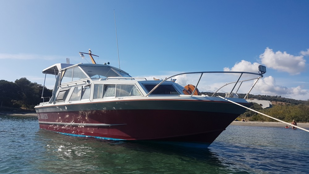 Rental Motor boat in Propriano - Freeman 24
