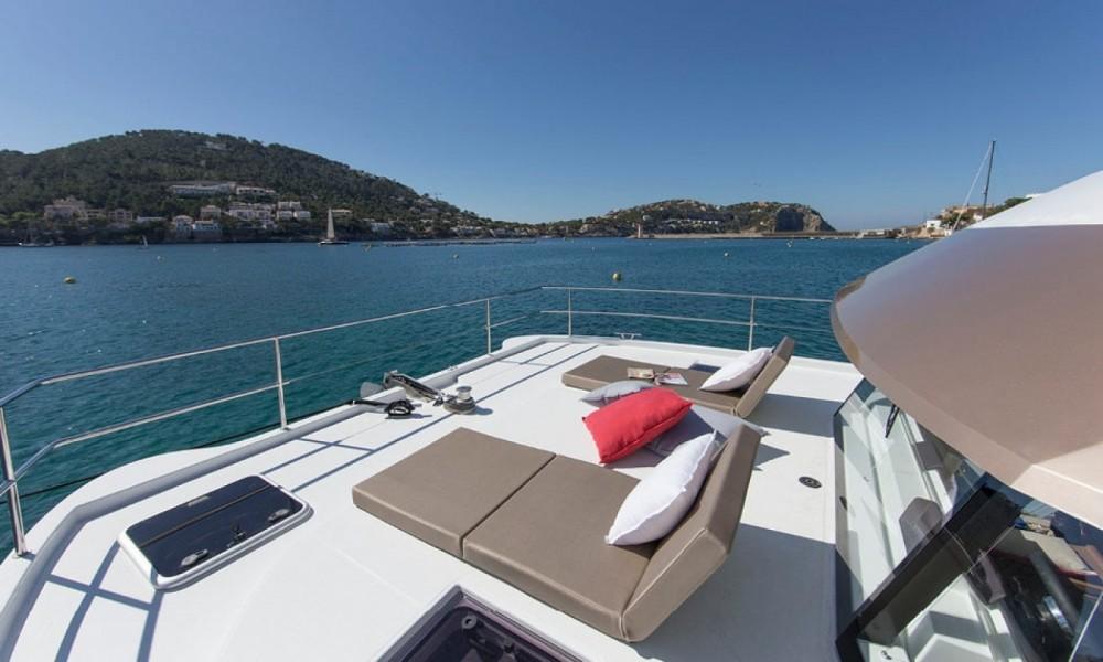 Boat rental Ajaccio cheap My 37