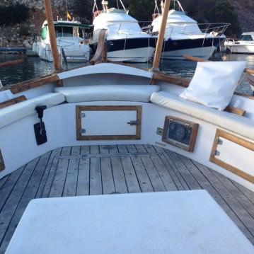 Boat rental Llaud Capeador 36 in Ciutadella de Menorca on Samboat