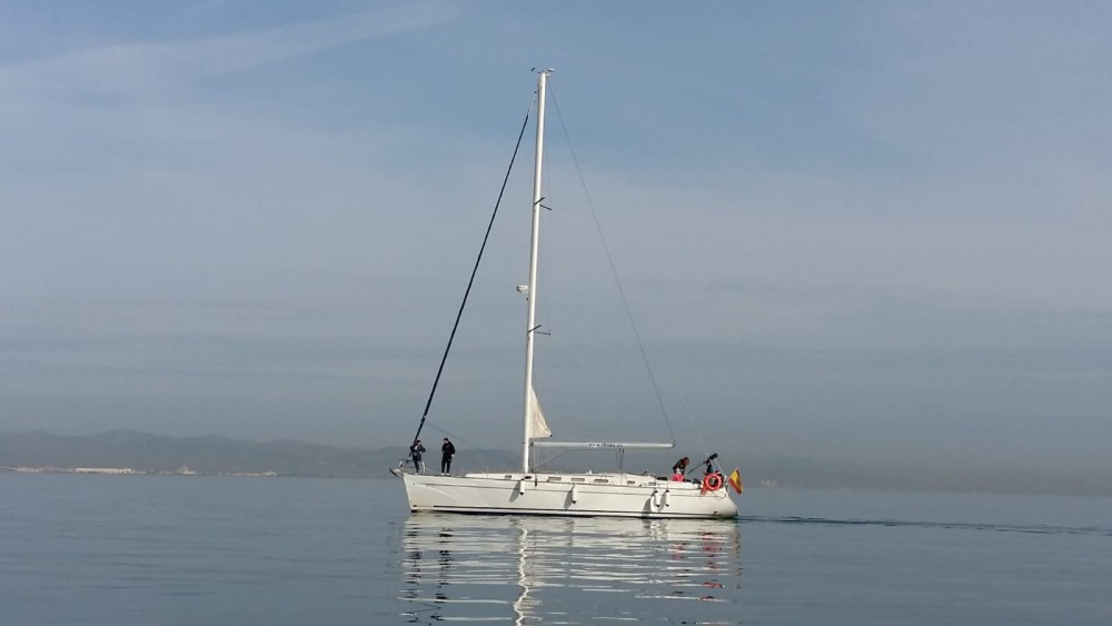Rental Sailboat in Valencia - Bénéteau Cyclades 50.4